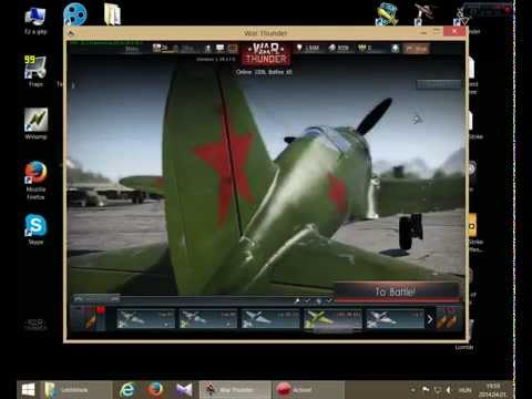 War Thunder - Internet Radio (1.39 dev server)