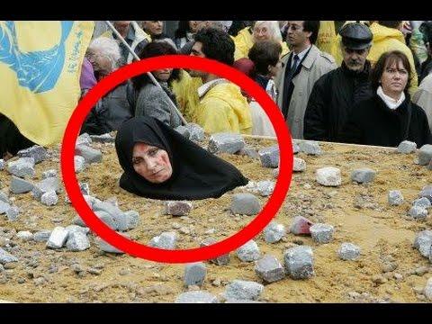 İslam da Recm Cezası Var mı ? Recm Nedir ?