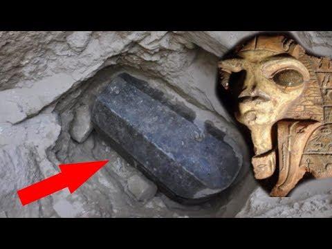 6 Étranges Découvertes Égyptienne Récente | Ouathefeuk Tv