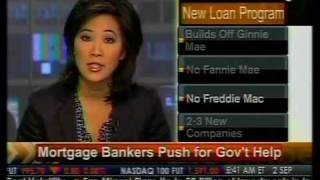 Mortgage Bankers Push For Gov't Help - Bloomberg