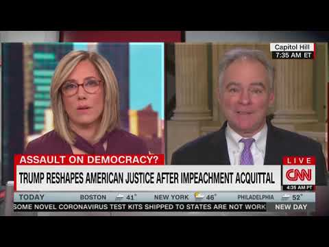 sen.-tim-kaine-rips-trump's-influence-over-ag-barr,-believes-'this-is-how-democracies-die'