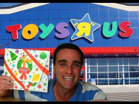 My Toys R Us Christmas List For Santa Toys R Us Haul Konas Vlog Konas2002 YouTube