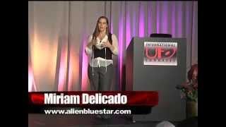 Miriam Delicado Presents Blue Star: Fulfilling Prophecy - A Message from the