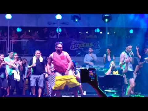 Yamaneika Saunders  Sal Vulcano Lap Dance