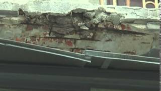 В центре Харькова разрушающийся балкон стал угрозой(, 2015-06-12T00:16:42.000Z)