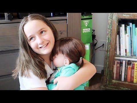 Reborn Toddler Doll Box Opening Video Unboxing Lifelike Baby Dolls