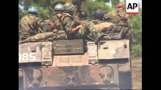 WRAP Russian troops near Zugdidi, Poti, IDP camp, Tbilisi, aid ADDS displaced