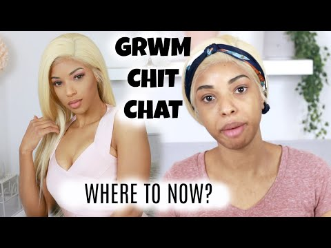 THE TRUTH | GET READY WITH ME CHIT CHAT | ROCHELLE CLARKE