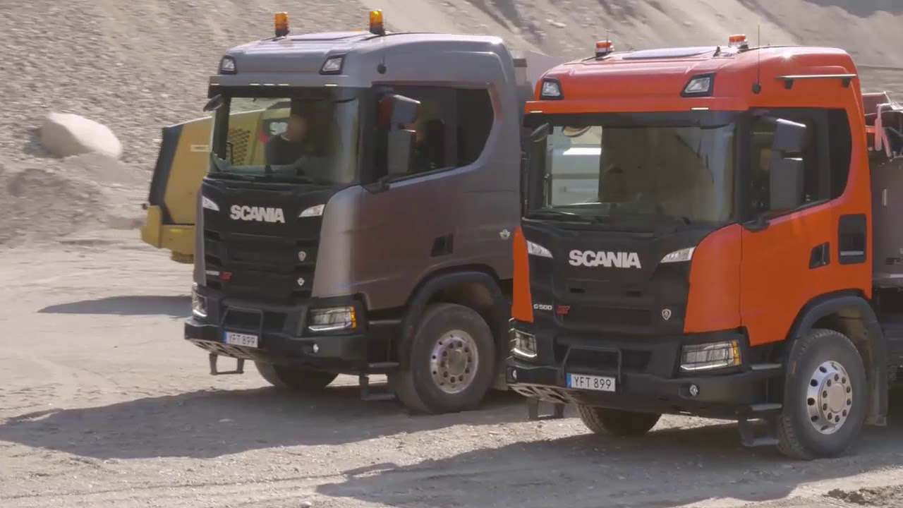 scania xt 2018 teaser youtube. Black Bedroom Furniture Sets. Home Design Ideas