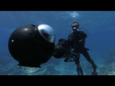 Marine researchers document coral reefs in Google Street View style