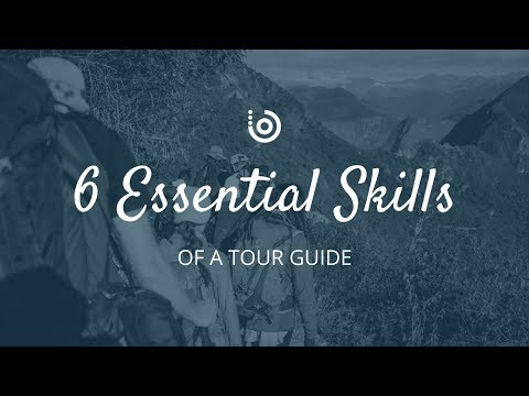how to be a good tour guide
