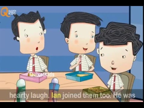 Lets Make New Friends - Animated Short Stories For Kids In English
