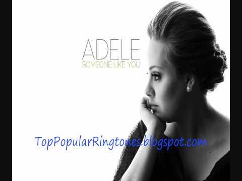 Adele - Someone Like You [HD Ringtone Download]