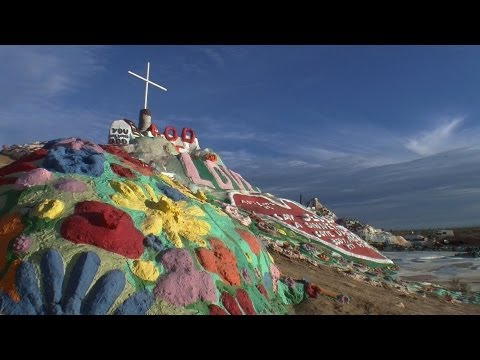 Can Salvation Mountain Be Saved?