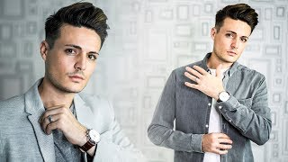8 Style Tips for Skinny Guys  How to Dress if You're Skinny  BluMaan 2017