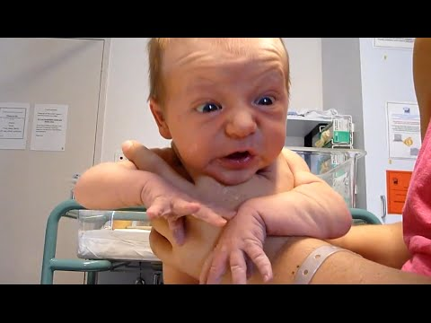 Cute Babies Hiccuping Compilation