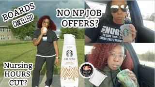 This Pandemic is ruining EVERYTHING in my Nursing Career   Coffee Break With Jasmine Ep.1