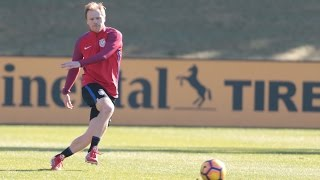 Dax McCarty Joins MNT Camp Amid Whirlwind Couple of Days