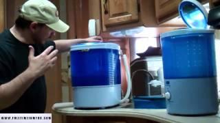 Panda Portable Washing Machine Review