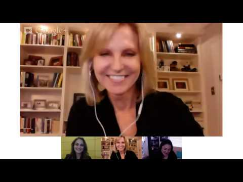 Booktalk Nation video chat with Sylvia Day