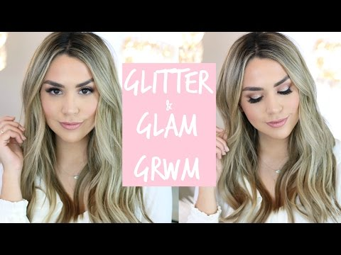 CHATTY GRWM! GLAM LOOK INSPIRED BY MY MOM!