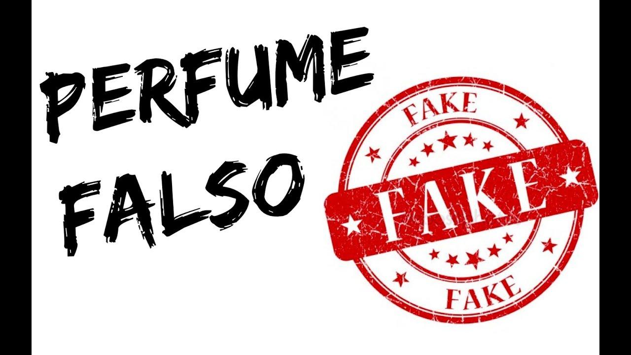 fb3bec5cc3d Como identificar um perfume falso - YouTube