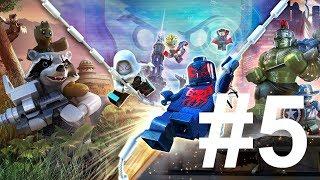 #5 Lego Marvel Super Heroes 2 PS4 Live