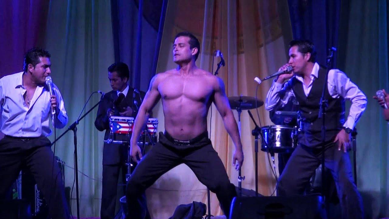 Bailando en el pene enxcada perfecta concierto - 1 9