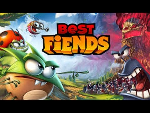 Взлом Best Fiends! - YouTube
