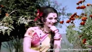 Tumhre Sang To Rain Bitai...Sagina (1974)