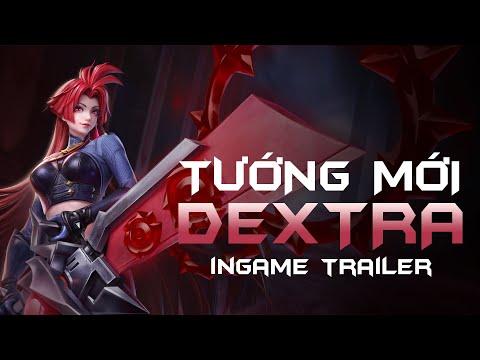Ingame Trailer Dextra | Đấu sĩ Bất Tử Chủ Động- Garena Liên Quân Mobile