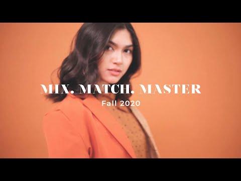 Mix and Match: Fall 2020