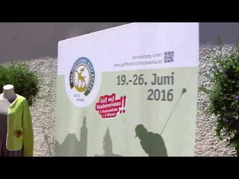 14. Golf Festival Kitzbühel - VIDEO