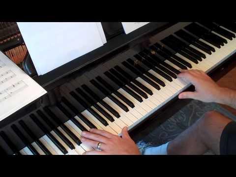 Canon in D Piano Lesson Part 1 Pachelbel