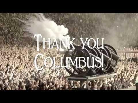 Thank You Columbus Ohio!