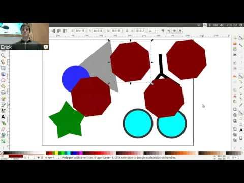 Scientific Illustration using Inkscape