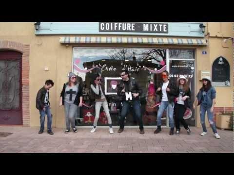 Mojo -M- Chedid (clip parodie) - Collège de Fontenilles #mojodanse