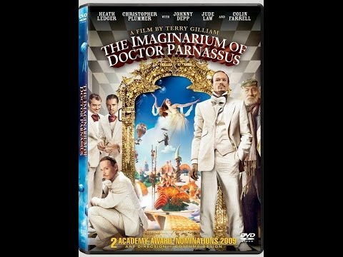 The Imaginarium Of Doctor Parnassus Trailer