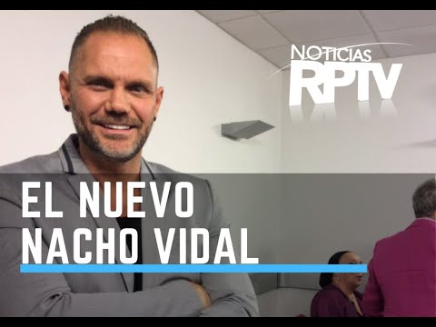 Vidal interview nacho Belladonna (actress)
