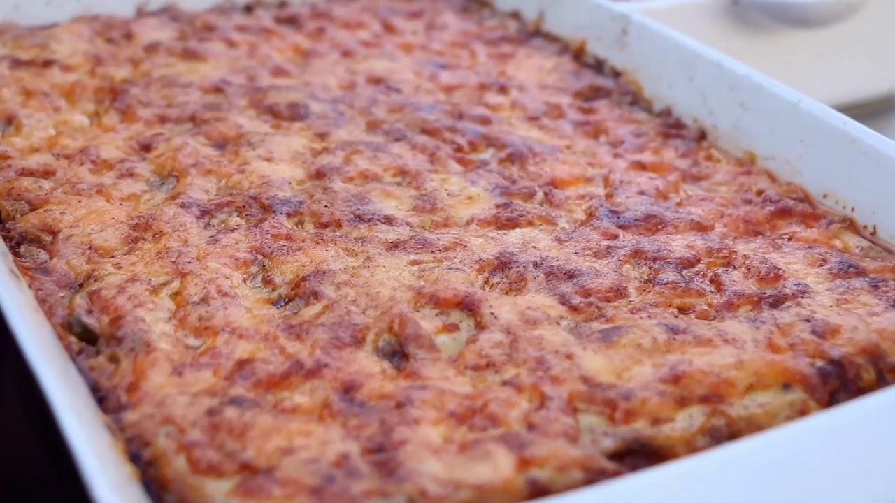 Al Fresco Pizza Oven - Lasagne