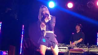 Heize - We don't talk together @ Lee's Palace Toronto (190710)