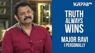 Major Ravi & Krishna Kumar(Part 3) I Personally Kappa TV