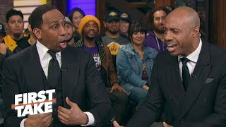 Jay Williams presses Stephen A.: Why can't we give LeBron credit? | First Take