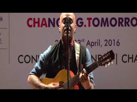 Joi Barua at ChaT Youth Summit, Jaipur
