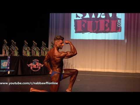 Marco Strub – Competitor No 31 - Men Fitness - WFF World Championship 2018