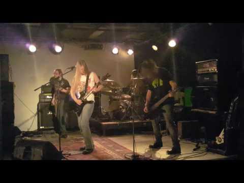 Psychoparalysis live at Oranssi 2, Helsinki