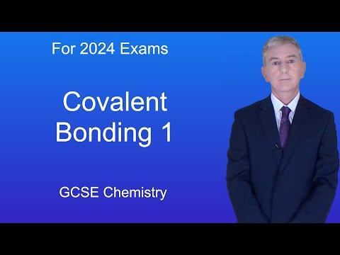 GCSE Chemistry (9-1) Covalent bonding 1