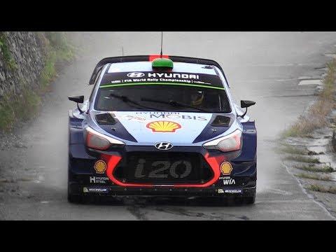 Hyundai I20 WRC 2017 Pure Sound At WRC Rallye Deutschland 2017