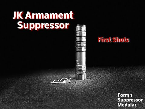 JK Armament Form 1 Can, First Shots...