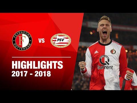 Samenvatting | Feyenoord - PSV (kwartfinale KNVB Beker)
